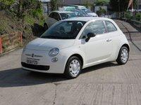 2012 FIAT 500 1.2 POP 3d 69 BHP £4495.00