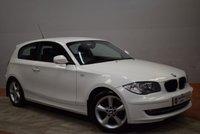 2010 BMW 1 SERIES 2.0 116I SPORT 3d 121 BHP £6390.00