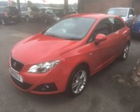 USED 2011 11 SEAT IBIZA 1.4 SE COPA 3d 85 BHP ONE OWNER