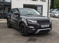 2012 LAND ROVER RANGE ROVER EVOQUE 2.2 SD4 DYNAMIC 5d 190 BHP £23690.00