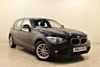 USED 2014 64 BMW 1 SERIES 2.0 116D SE 5d AUTO 114 BHP