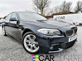 View our 2013 13 BMW 5 SERIES 2.0 520D M SPORT 4d AUTO 181 BHP