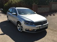 2013 VOLKSWAGEN PASSAT 1.6 S TDI BLUEMOTION TECHNOLOGY 5d 104 BHP PLEASE CALL TO VIEW £SOLD