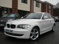 USED 2009 59 BMW 1 SERIES 2.0 118D SPORT 3d 141 BHP