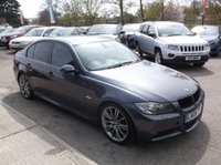 USED 2006 06 BMW 3 SERIES 3.0 330I M SPORT 4d AUTO 255 BHP AFFORDABLE AUTOMATIC FAMILY CAR IN EXCELLENT CONDITION, DRIVES SUPERBLY WITH EXCELLENT SERVICE HISTORY !!