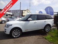USED 2014 64 LAND ROVER RANGE ROVER 4.4 SDV8 VOGUE SE 5DR AUTOMATIC DIESEL  340 BHP ++++SUMMER SALE NOW ON+++