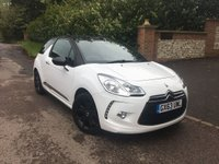 2013 CITROEN DS3 1.6 DSTYLE PLUS 3d 120 BHP PLEASE CALL TO VIEW £6000.00