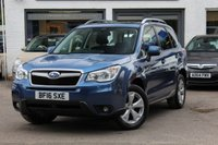 USED 2016 16 SUBARU FORESTER 2.0 D XC 5d 145 BHP 4x4 4WD AWD Estate 1 OWNER ** FSH ** 4WD ** GREAT SPEC **