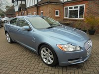 2008 JAGUAR XF 2.7 LUXURY V6 4d AUTO 204 BHP £8995.00