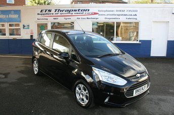 View our FORD B-MAX