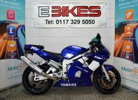 USED 2000 X YAMAHA YZF R6 600CC SUPER SPORTS **DEPOSIT TAKEN**