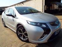 2012 VAUXHALL AMPERA 1.4 ELECTRON 5d AUTO 150 BHP £10990.00