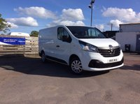 2015 RENAULT TRAFIC 1.6 SL29 BUSINESS PLUS ENERGY DCI L/R P/V 1d 120 BHP VAN AIR CON  SAT NAV £9295.00