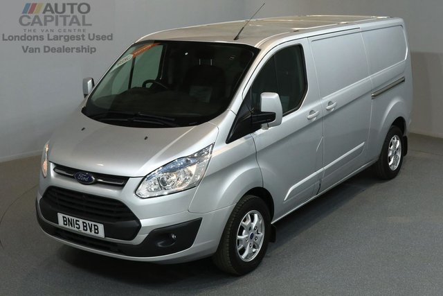 2015 15 FORD TRANSIT CUSTOM 2.2 290 LIMITED 124 BHP L2 H1 LWB LOW ROOF A/C ONE OWNER FROM NEW, FULL SERVICE HISTORY