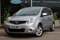 2009 NISSAN NOTE 1.6 ACENTA 5d 110 BHP £4516.00