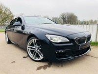2015 BMW 6 SERIES 3.0 640D M SPORT GRAN COUPE 4d AUTO 309 BHP £27000.00