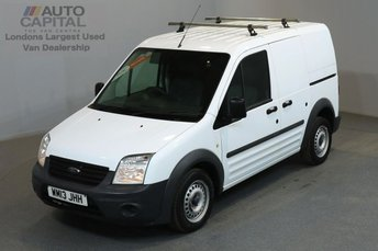 2013 FORD TRANSIT CONNECT 1.8 T200 74 BHP SWB £5990.00