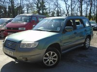 USED 2007 07 SUBARU FORESTER 2.0 XE 5d 158 BHP GREAT VALUE + NEW MOT ON SALE