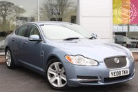 USED 2008 08 JAGUAR XF 3.0 PREMIUM LUXURY V6 4d AUTO 238 BHP SERVICED @ 5,10,19,28,36,44,52,61K
