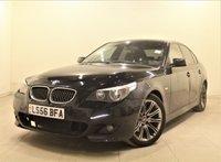 USED 2006 56 BMW 5 SERIES 3.0 530D M SPORT 4d 228 BHP