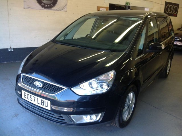 2007 57 FORD GALAXY 2.0 GHIA   7 SEATER