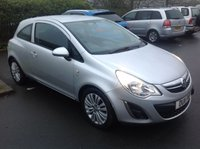 USED 2011 11 VAUXHALL CORSA 1.2 EXCITE AC 3d 83 BHP Great value must be seen. Superb.
