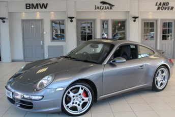 2006 PORSCHE 911 3.8 CARRERA 4 S 2d 350 BHP £27870.00
