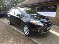 2011 FORD KUGA 2.0 ZETEC TDCI 2WD 5d 138 BHP £6495.00