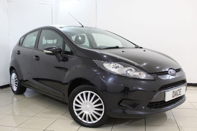 View our 2009 09 FORD FIESTA 1.4 STYLE PLUS TDCI 5DR 68 BHP