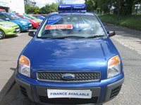 2007 FORD FUSION 1.4 STYLE CLIMATE 5d 80 BHP £2550.00