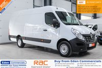2015 RENAULT MASTER 2.3 MML35 BUSINESS DCI S/R P/V 125 BHP £11295.00