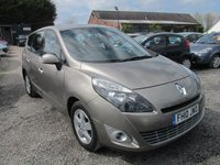 2010 RENAULT GRAND SCENIC 1.5 DYNAMIQUE TOMTOM DCI 5d 105 BHP £5395.00
