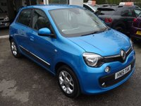 USED 2015 15 RENAULT TWINGO 1.0 DYNAMIQUE SCE S/S 5d 70 BHP Low Mileage, Service History + Just Serviced by ourselves, NEW MOT (to be completed), Excellent fuel economy! ZERO Road Tax! Low Insurance Group!
