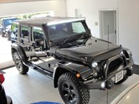USED 2015 15 JEEP WRANGLER 2.8 CRD OVERLAND UNLIMITED 4d AUTO 197 BHP...RESERVED FOR RICHARD Fully Loaded Lifted Overland Special Build with Full Service History and Just Serviced Again. Satellite Navigation, Heated Black Leather Seats, Bluetooth, Cruise Control, Removable Hard Top Panels with Soft Top Option, Matt Black Alloy Wheels