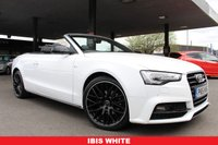 USED 2015 15 AUDI A5 2.0 TDI S LINE SPECIAL EDITION PLUS 2d 175 BHP