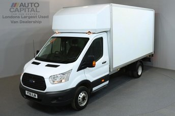 2016 FORD TRANSIT 2.2 350 124 BHP L4 EXTRA LWB TAIL LIFT FITTED  £16490.00