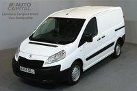 USED 2015 65 PEUGEOT EXPERT 1.6 HDI 1000 PROFESSIONAL 90 BHP L1 H1 SWB LOW ROOF A/C ONE OWNER FROM NEW, SERVICE HISTORY