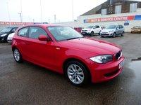 2011 BMW 1 SERIES 2.0 116I ES 3d 121 BHP £5995.00