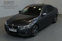 USED 2017 17 BMW 3 SERIES 2.0 330E M SPORT AUTO 181 BHP HYBRID ELECTRIC A/C SAT NAV VAT QUALIFIED, ONE OWNER FROM NEW, MANUFACTURER WARRANTY UNTIL 12/04/2020