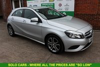 USED 2015 15 MERCEDES-BENZ A CLASS 2.1 A200 CDI SPORT 5d 136 BHP +Bluetooth +FREE Tax +LEATHER