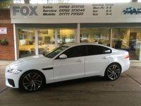 2016 JAGUAR XF 3.0 V6 S 4d AUTO 296 BHP £25475.00