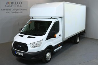 2015 FORD TRANSIT 2.2 350 124 BHP L4 EXTRA LWB TAIL LIFT FITTED  £13990.00