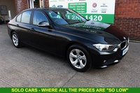 USED 2014 14 BMW 3 SERIES 2.0 320D EFFICIENTDYNAMICS 4d 161 BHP +LOW Tax +FSH +ONE Owner.