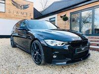 2016 BMW 3 SERIES 3.0 335D XDRIVE M SPORT TOURING 5d AUTO 308 BHP £25250.00