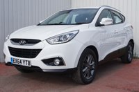 2014 HYUNDAI IX35 1.7 SE CRDI 5d 114 BHP £9995.00