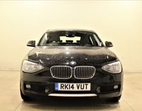 USED 2014 14 BMW 1 SERIES 2.0 120D URBAN 5d 181 BHP + 1 OWNER + AIR CON + AUX + BLUETOOTH