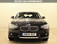 USED 2014 14 BMW 1 SERIES 2.0 120D URBAN 5d 181 BHP + 1 OWNER + AIR CON + AUX + BLUETOOTH