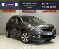 USED 2015 65 PEUGEOT 2008 1.2 PURE TECH ACTIVE 5d 82 BHP