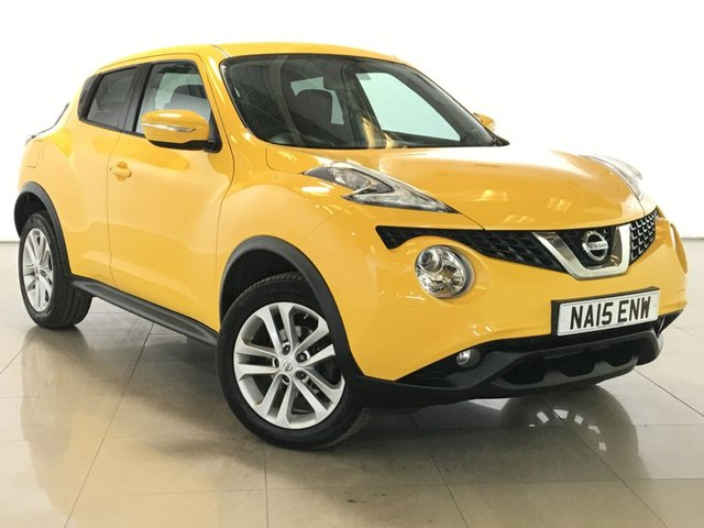 View our 2015 15 NISSAN JUKE 1.5 ACENTA DCI 5d 110 BHP