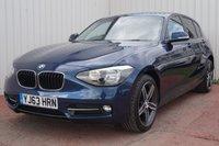 2013 BMW 1 SERIES 2.0 116D SPORT 5d 114 BHP £8995.00
